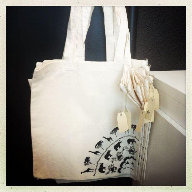 Bag for Togo