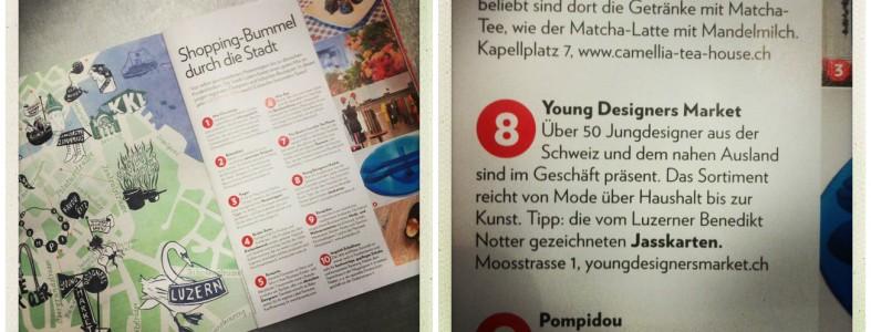 Schweizer Illustrierte_LUZERN Ausgabe