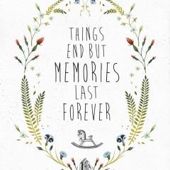 Memories_Typo Kopie 2